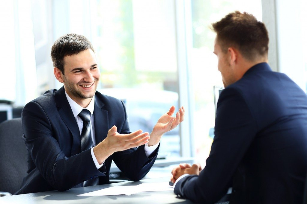 make sure you conduct interview preparation the night before