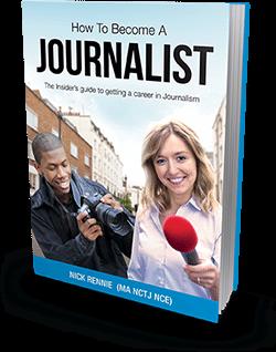 the career of journalist essay