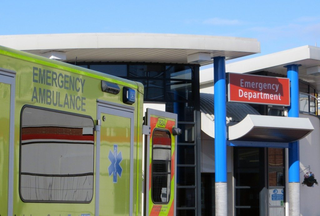 a community first responder works in conjunction with emergency services, to provide great care to patients.
