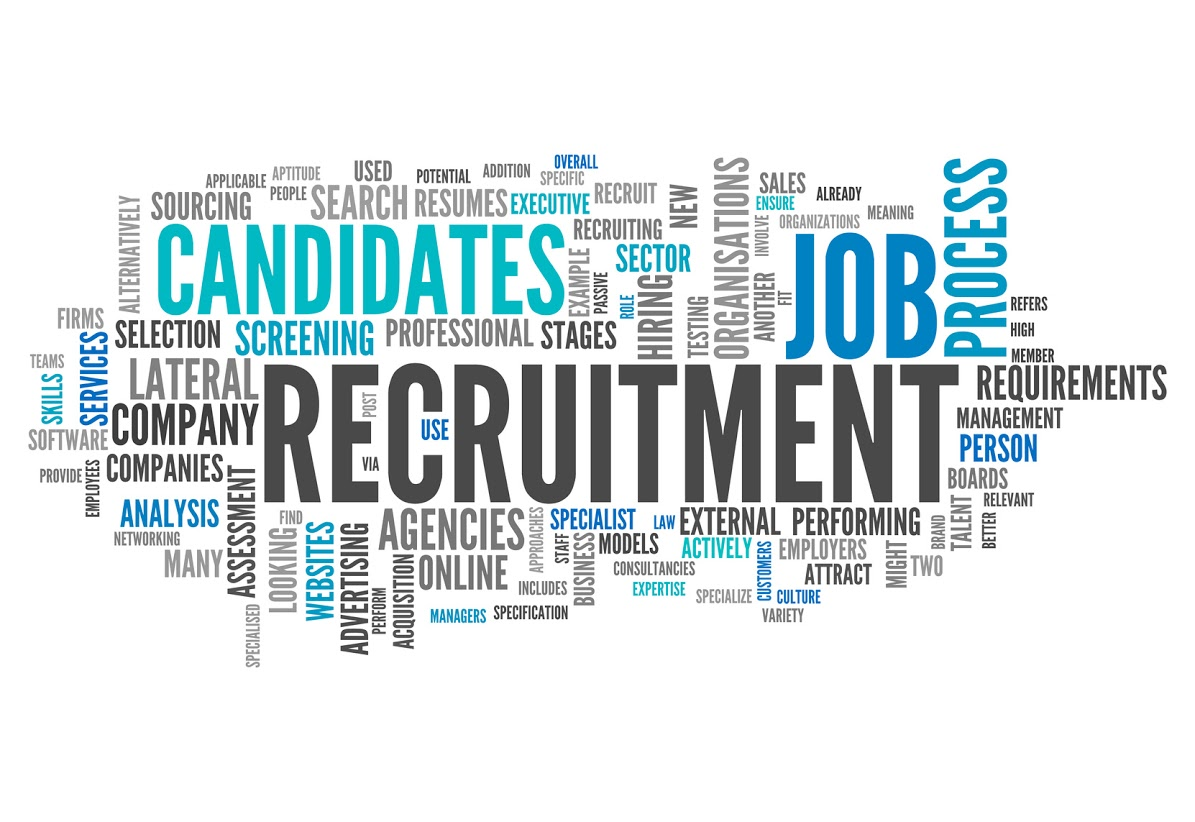recruitment is one great sector for jobs after graduation