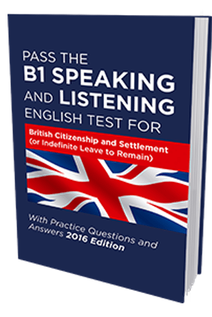 b1 speaking and listening test