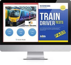 Online Trainee Train Driver Tests Module