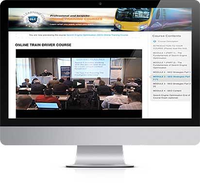 Online Trainee Train Driver Video Module