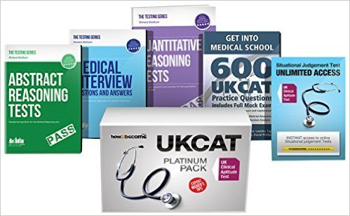 to avoid a big ukcat mistake, purchase our platinum pack