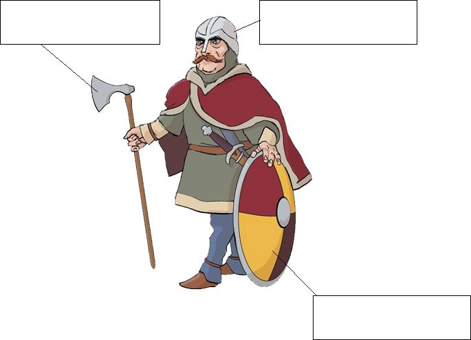 Anglo-Saxon battle  equipment