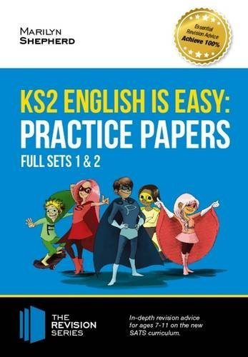 KEY STAGE 2:  English Is Easy –  PRACTICE PAPERS