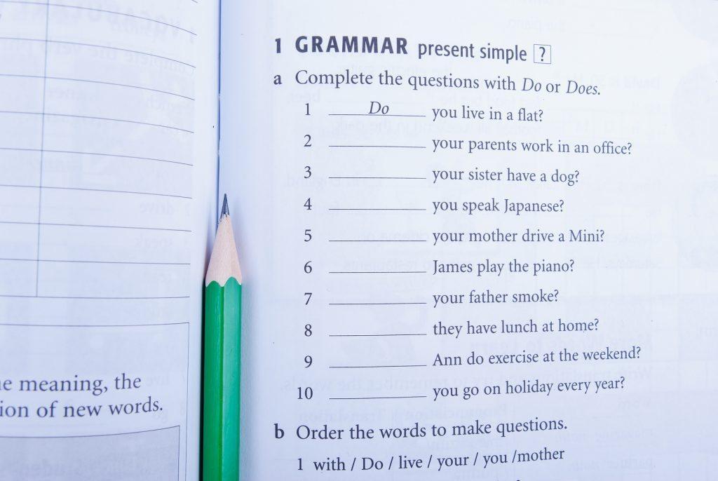 The QTS Literacy Skills Test requires good grammar skills