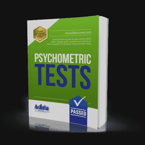 345 Page Pass Psychometric Tests Workbook
