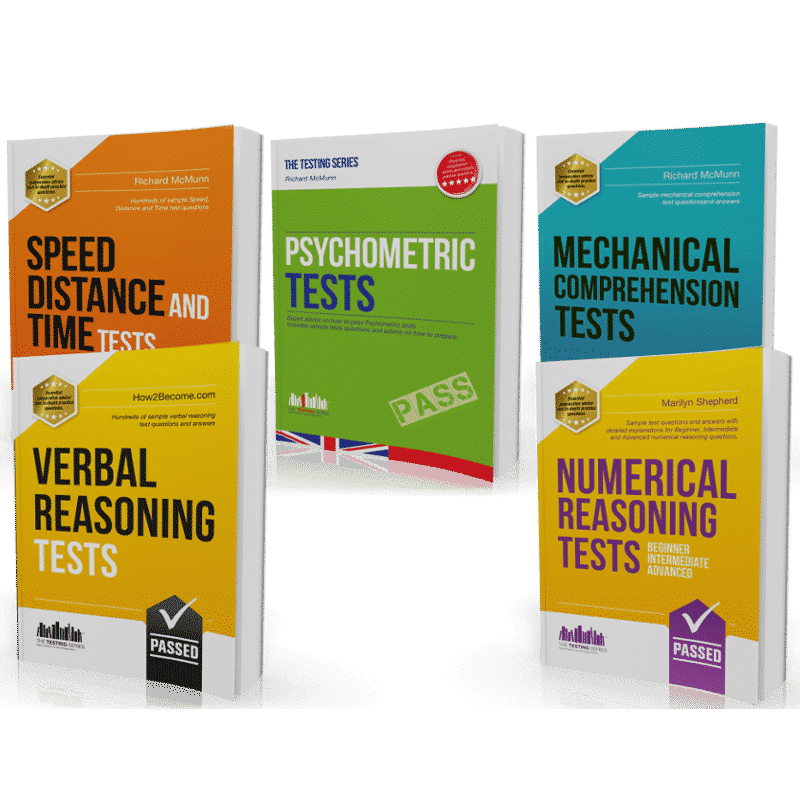 Airline Pilot Psychometric Testing Package - £19.97 plus vat per month