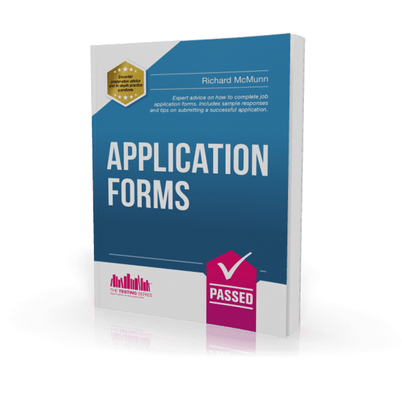 How To Complete Job Application Forms How2become