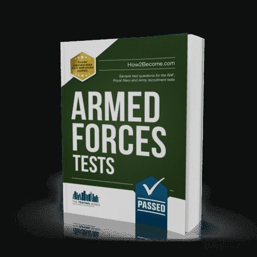 Armed Forces Test Workbook