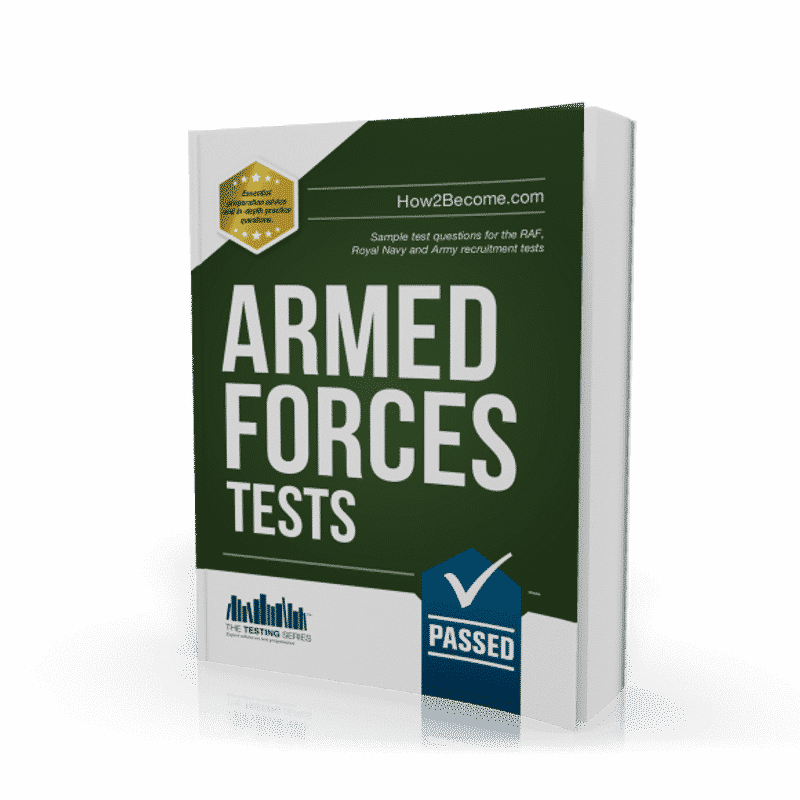 Armed Forces Test Workbook