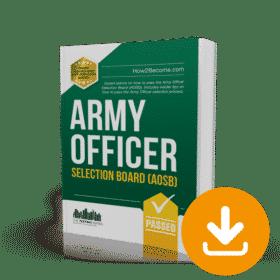 Army Officer AOSB