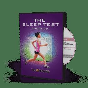 Bleep Fitness Test Audio CD