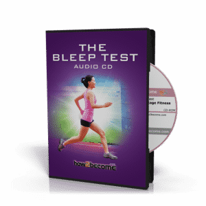 Bleep Fitness Test Audio CD