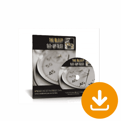 Bleep Sit Up Test Audio MP3 Plus Instruction Manual Download