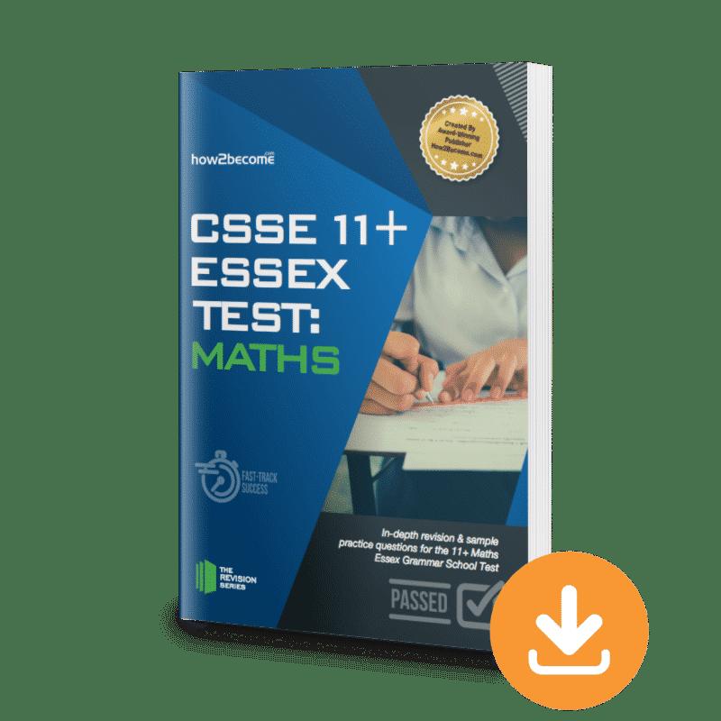 CSSE 11+ Essex Test Maths Download