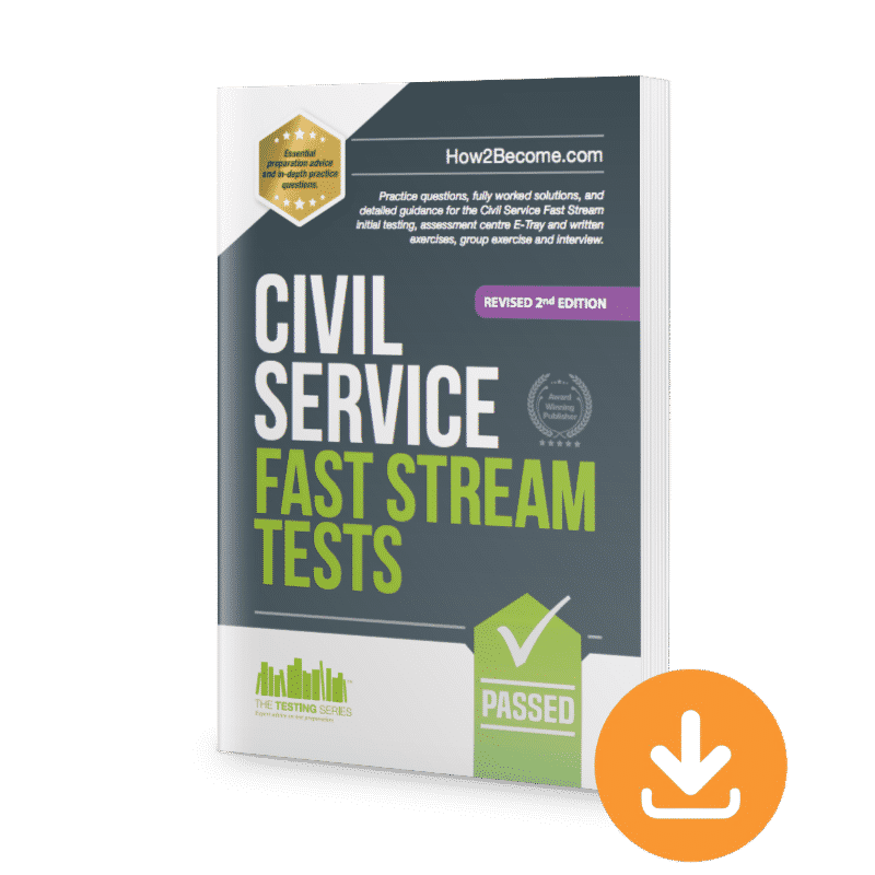 Civil Service Fast Stream Tests 2nd Edition Download
