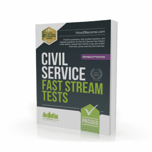 Civil Service Fast Stream Tests book
