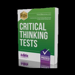 Critical Thinking Tests Workbook