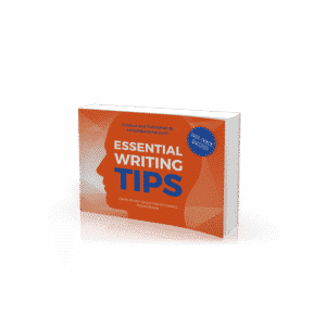 Essential Writing Tips Pocketbook