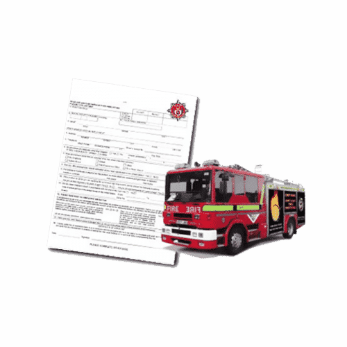 Firefighter Application Form Checking Service