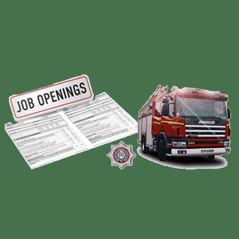 Firefighter Jobs Alerts Service
