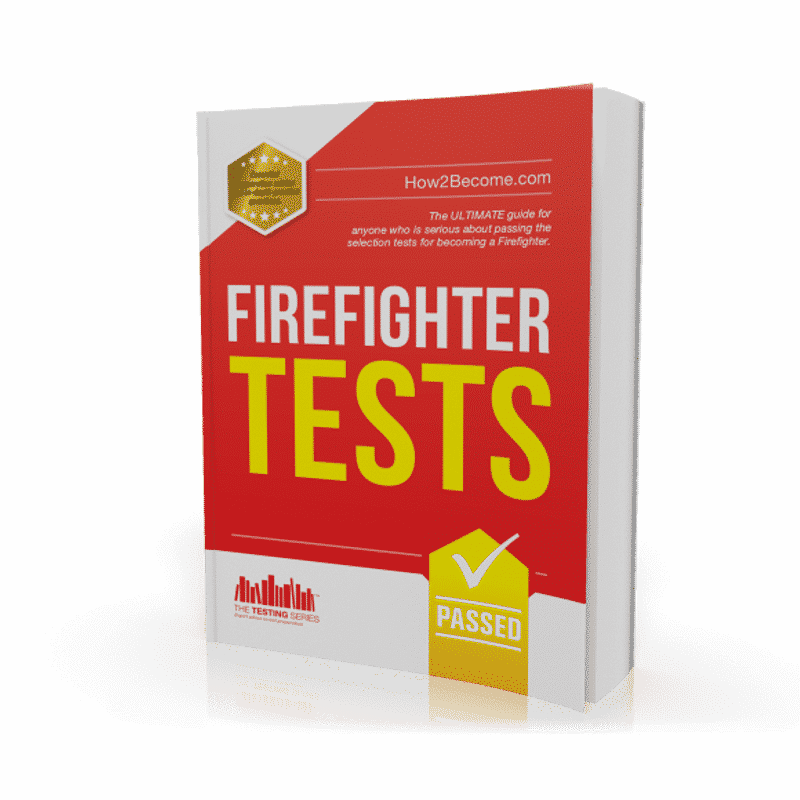 Firefighter Tests Workbook