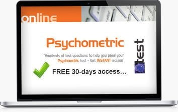 Free Online Psychometric Test Practice Questions