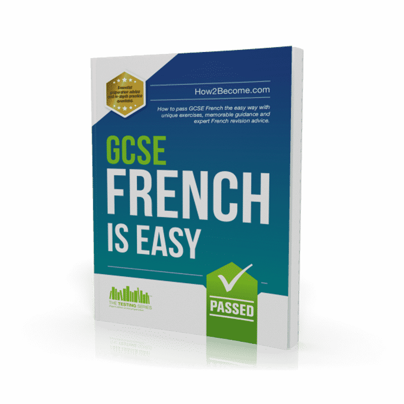 GCSE French is Easy Workbook