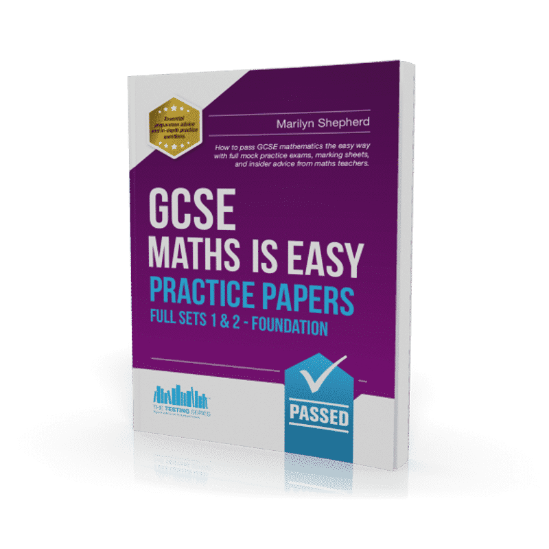 GCSE Maths Foundation Practice Papers
