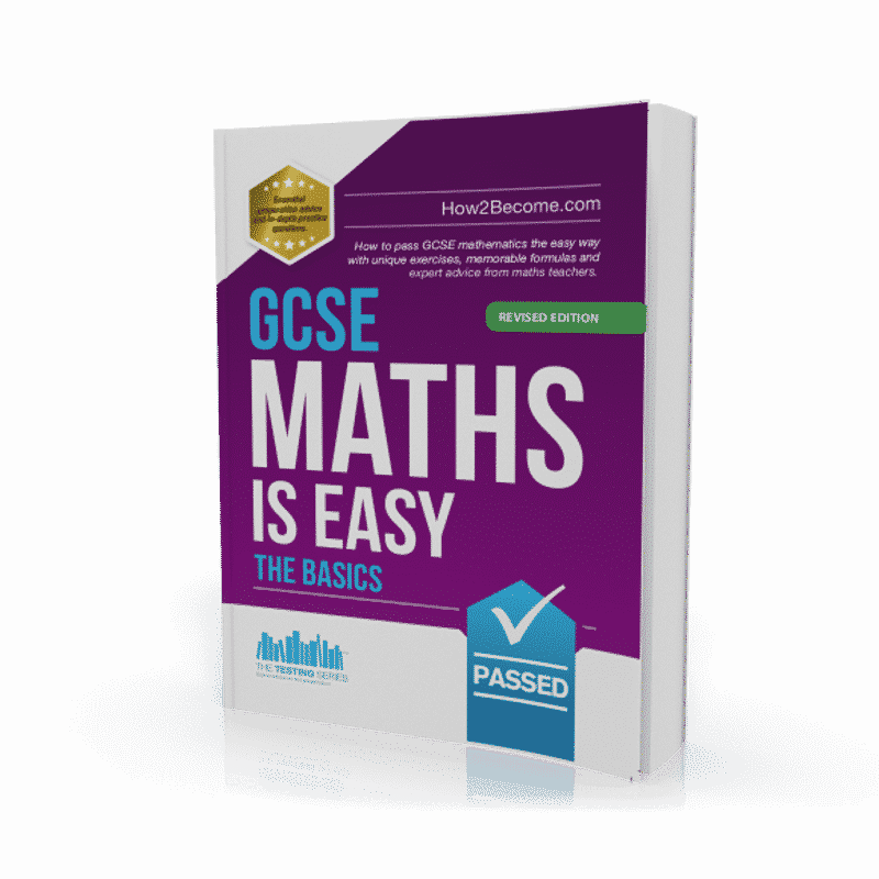 GCSE Maths is Easy workbook
