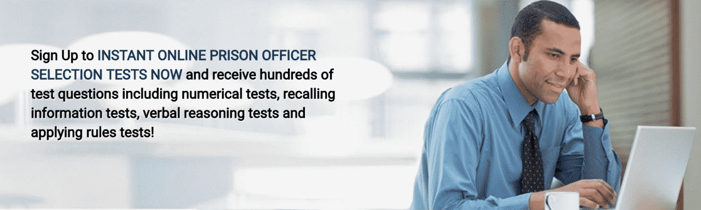 HM Prison Service Noms Careers Selection Tests
