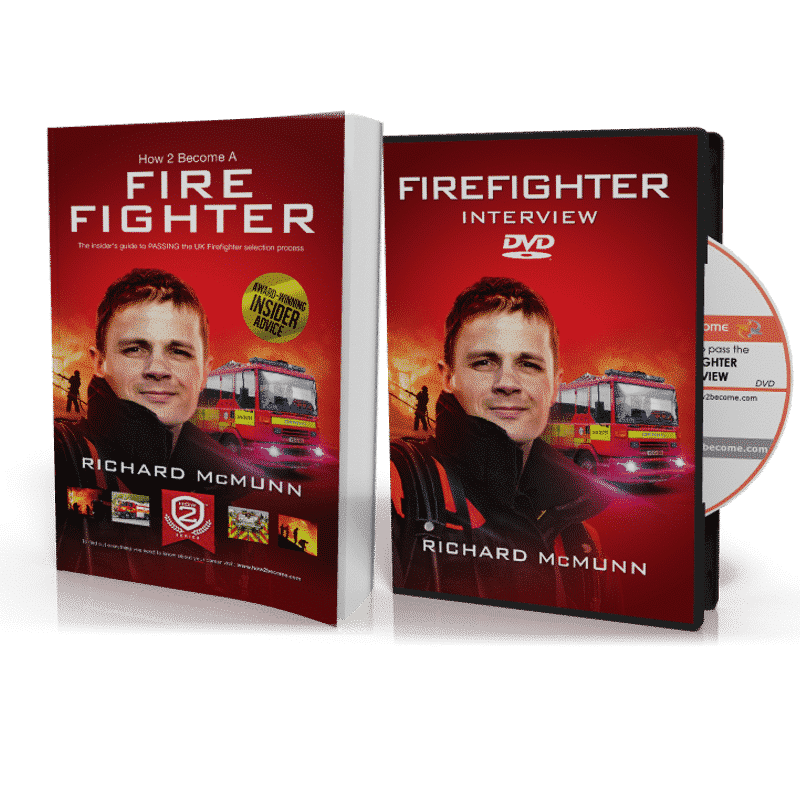 How To Become A FireFighter Guide + Interview DVD