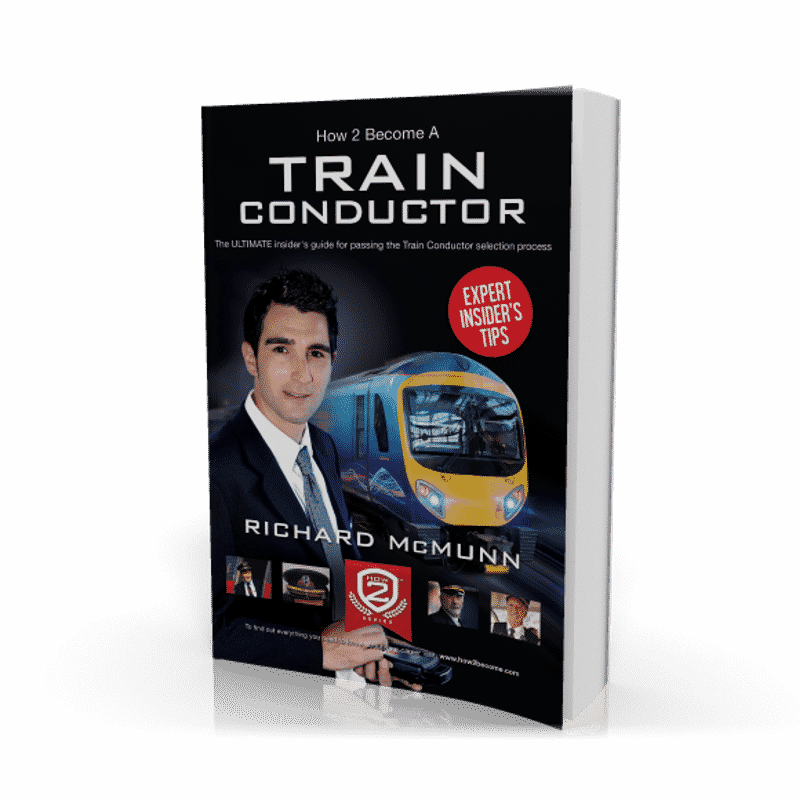 How To Become A Train Conductor Guide Book