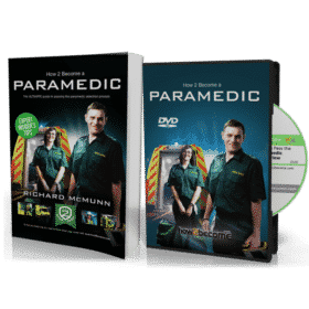 How to Become a Paramedic Guide + Interview DVD
