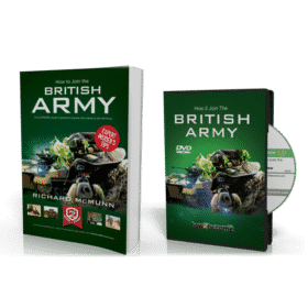 How to Join The British Army book and interview DVD