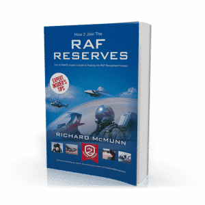 How to Join The Royal Air Force Reserves guide + RAF Interview DVD