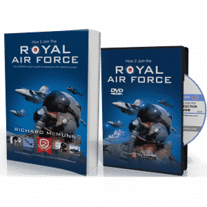 How to Join The Royal Air Force guide + RAF Interview DVD