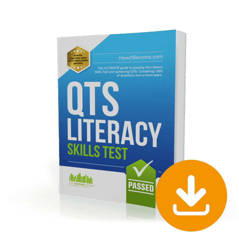 How to Pass the QTS Literacy Skills Test Download