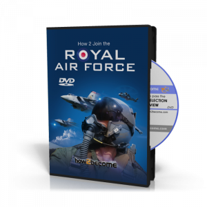 How to Pass the RAF Interview DVD