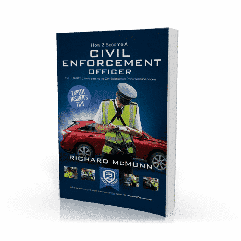 How to become a Civil Enforcement Officer Guide