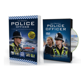 How to become a Police Officer Guide + Police Application Form DVD