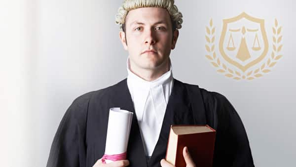 how to become a barrister step by step