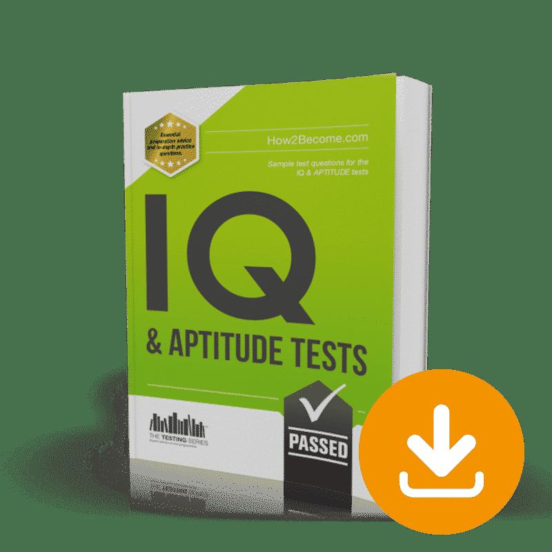 IQ and Aptitude Tests Workbook Download