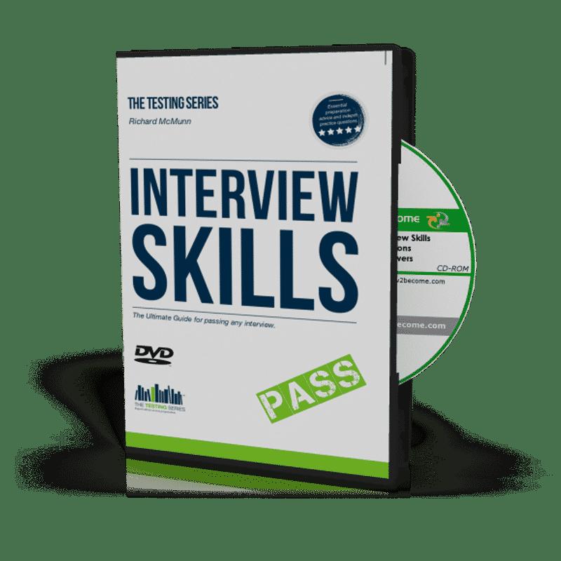 Interview Skills CD