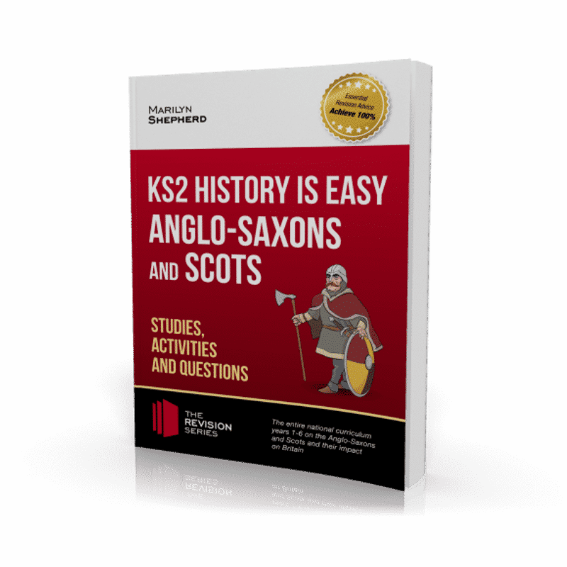 KS2 History is Easy - Anglo Saxons and Scots Workbook