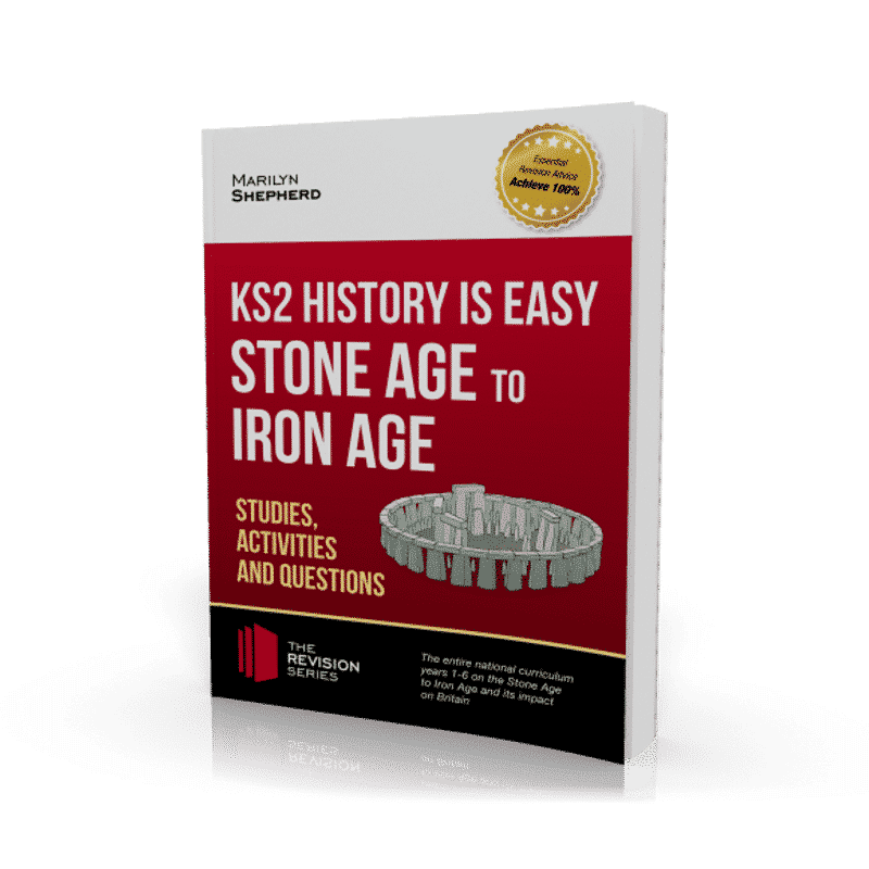 KS2 History is Easy Stone to Iron Age Workbook