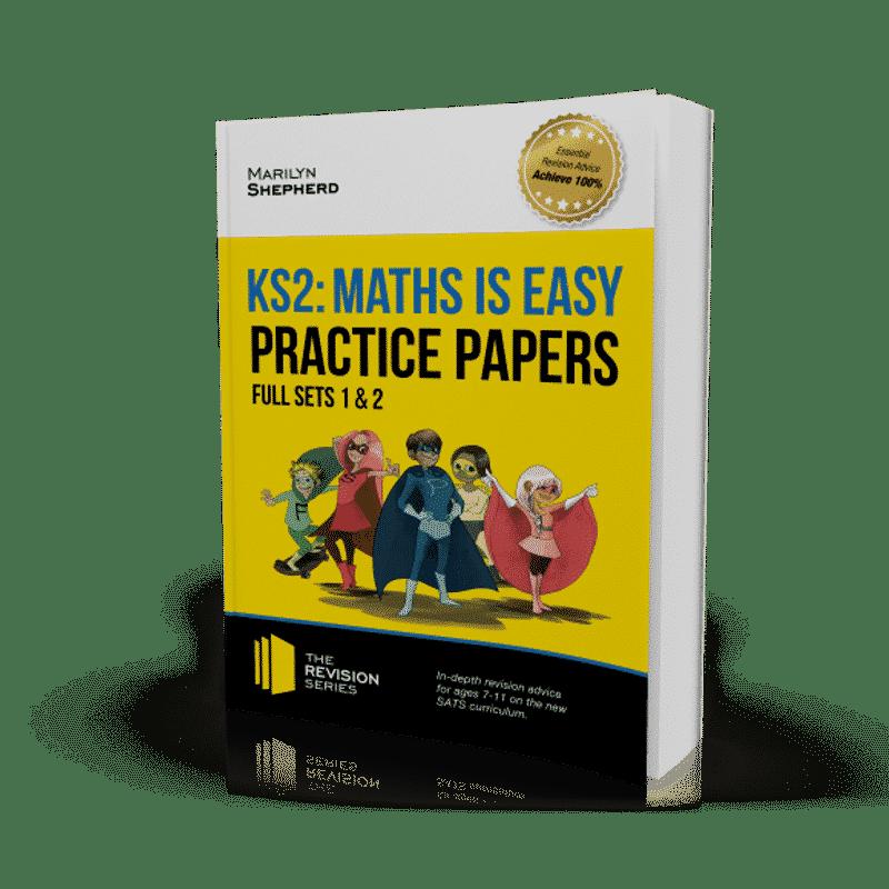 KS2 Maths is Easy Practice Papers Workbook