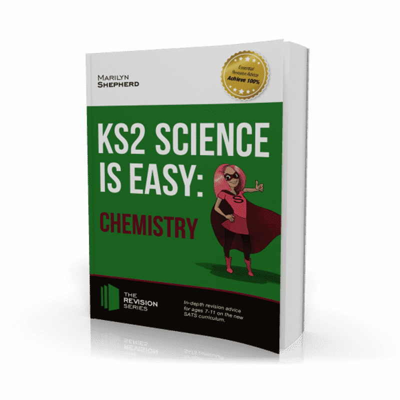 KS2 Science is Easy - Chemistry Revision Guide Workbook